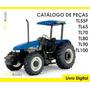 Catálogo Peças New Holland Tl 65 Tl 70 Tl 80 Tl 90 Tl 100