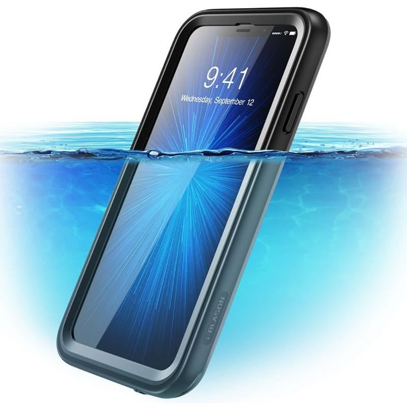 Case Aegis i-Blason para iPhone XS Max Preta à Prova d'Água Original EUA