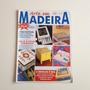 Revista Arte Em Madeira Porta jóias E Caixas N°34 Bb321
