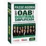 Passe Agora Oab Doutrina Simplificado 1ª Fase 7ª Ed 2017