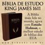 Bíblia De Estudo King James Fiel 1611 Com Estudo Holman