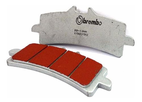 Pastilha Freio Dianteira Brembo Racing 07bb37sc Kawa Zx10 R Original