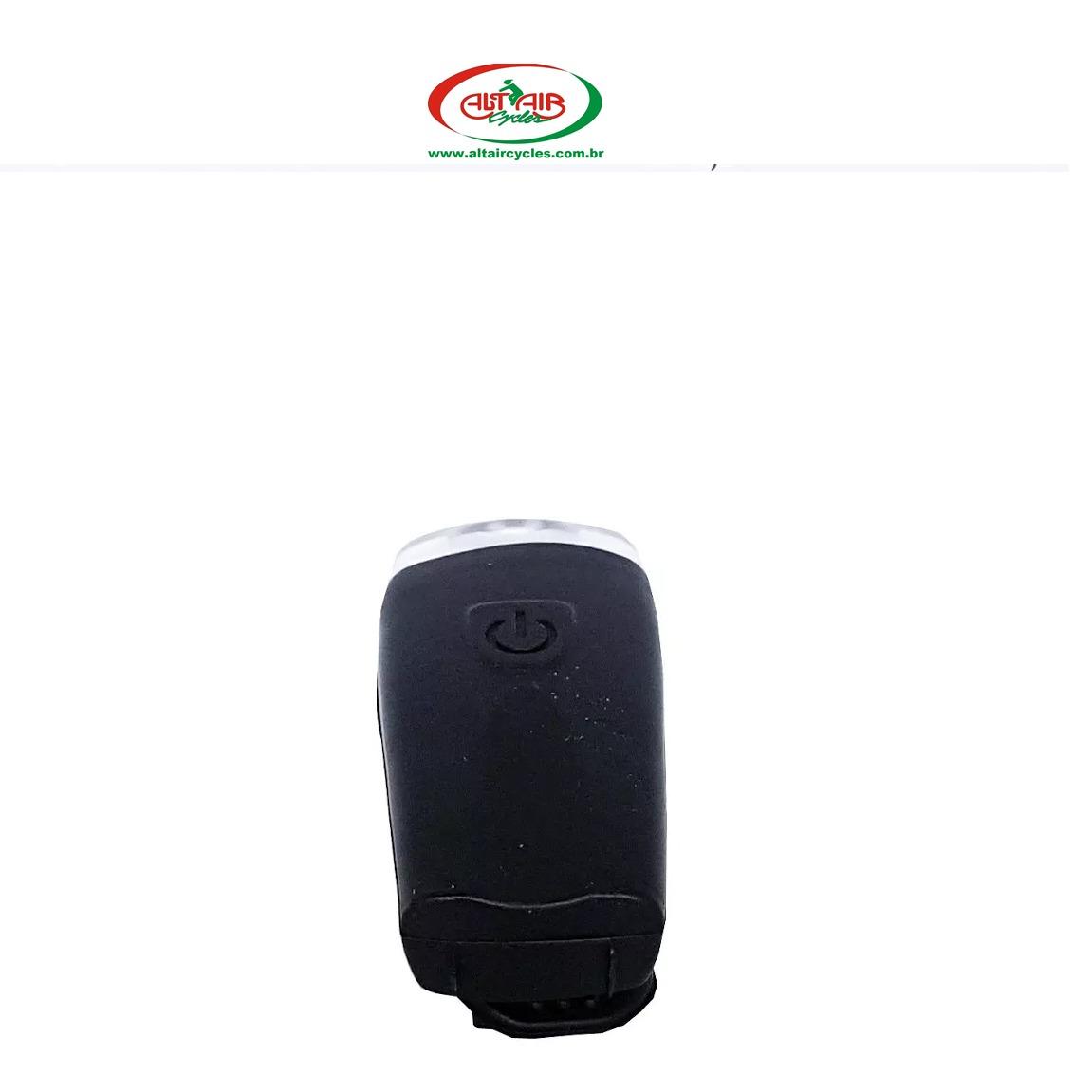 FAROL ABSOLUTE USB RECARREGÁVEL JY 378FU