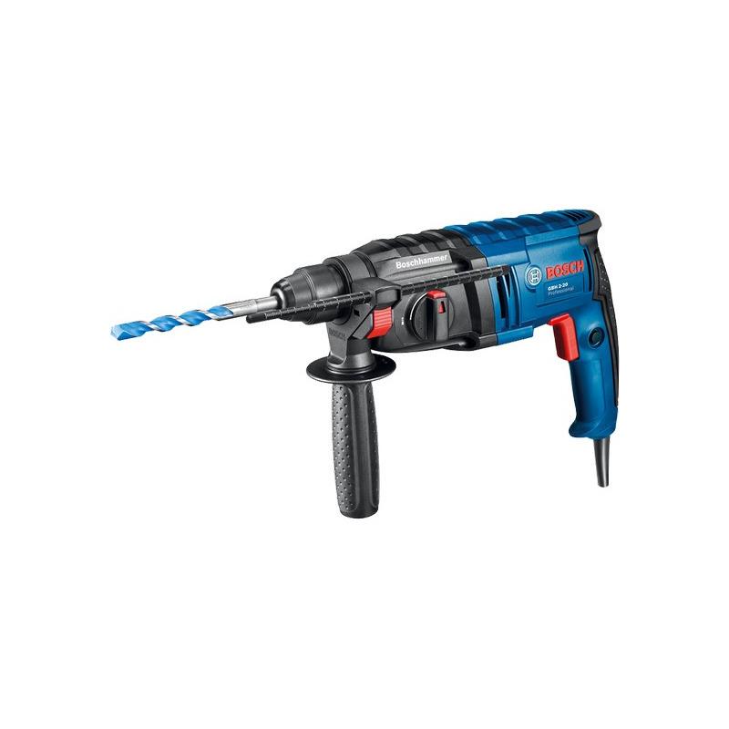 Martelete Perfurador GBH 2-20 220V 1125ª - Bosch