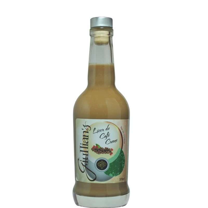 Licor de Café Creme 370ml - Giullian's