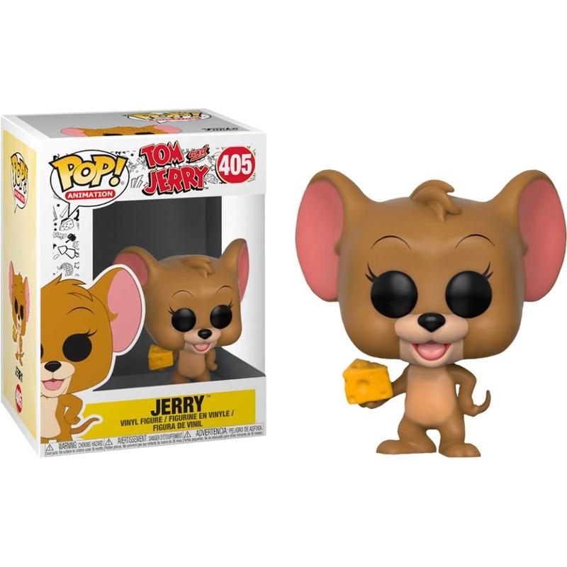 Jerry Pop Funko #404 - Tom e Jerry