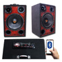 Caixa Residencial Casa Bluetooth Usb Radio Woofer Taramps