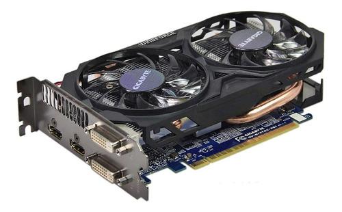Placa De Video Nvidia Geforce Gtx 750ti 2gb Ddr5 128bits Original