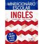 10 Dicionario Ingles Portugues Atacado 100x135mm