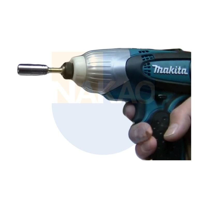 "Parafusadeira de Impacto 6,35 mm (1/4"") 230 Watts - TD0101 - Makita"