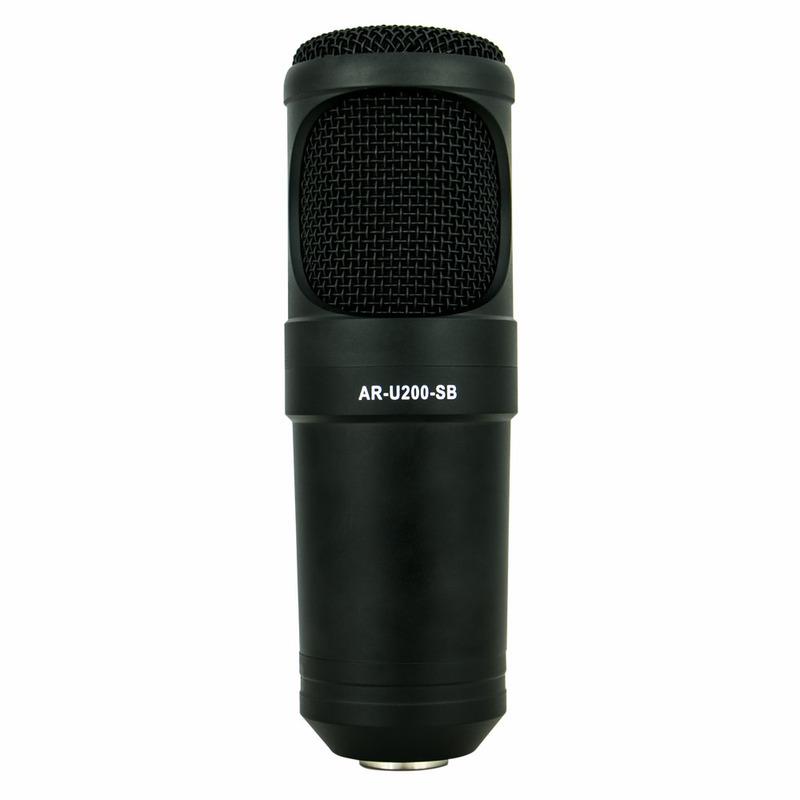 1 Mic Ar-u200-usb + 1 Amf1 + 1 Pedestal Ar001
