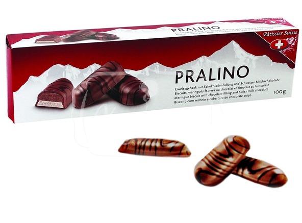 Biscoito Suiço Pralino - Pâtíssier Su...