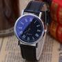 Explosão Dom Relógio Moda Quartz Relógio Homens ' ; S Blu ra