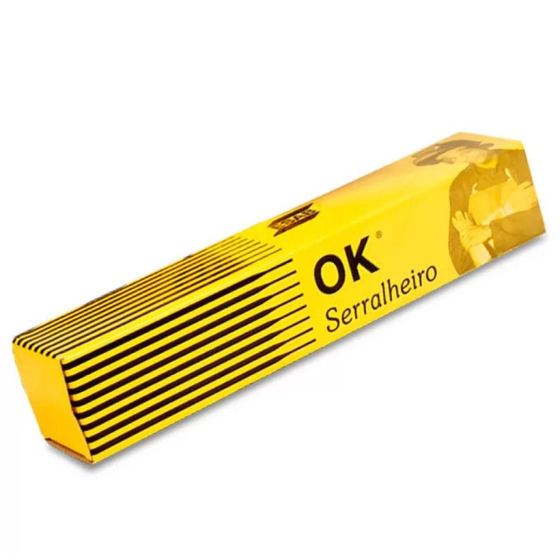 Eletrodo OK61,30 Esab 1,60MM CX 2Kg-Inox308