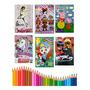 100 Revistas De Colorir Infantil Lembrancinha Atacado