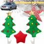 Bonito Dois Natal / Árvore De Natal Com O Ornamento Engraçad