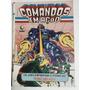 Gibi Comandos Em Ação N°3 Editora Globo 1987