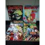 Lote 3 Revista Neo Tokyo Neo Tokyo Encadernado Escala Rjhm