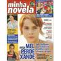 Revista Minha Novela 129 Fevereiro 2002 Capa O Clone