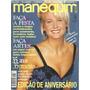 413 Rvt 1994 Revista Manequim 416 Ago Xuxa Moda