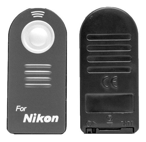 Remoto Ml-l3 Mll3 C/bat P/ Nikon D7200 D750 D5500 Original