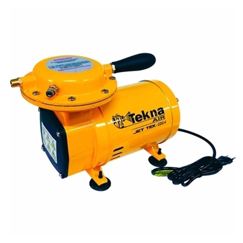 Compressor de Ar 68L 1/Hp 40PSI - CD2453B - Tekna - Bivolt