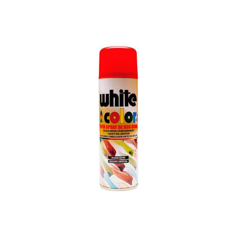 Spray Orbi Tinta Vermelha 340ml/220g