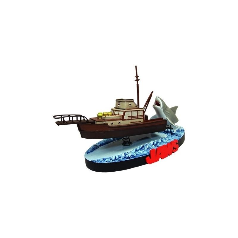 Estátua Orca Attack Premuim Motion - Jaws Tubarão - Factory Entertainment