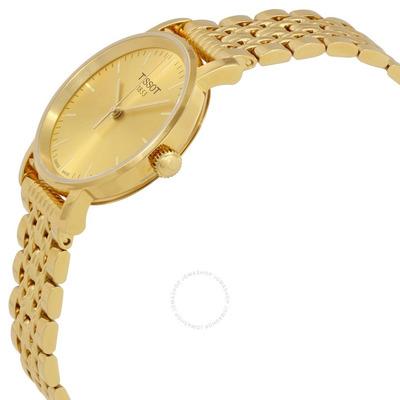 1b03100e526 Relogio Tissot Feminino T1092103302100 T- Classic Dourado