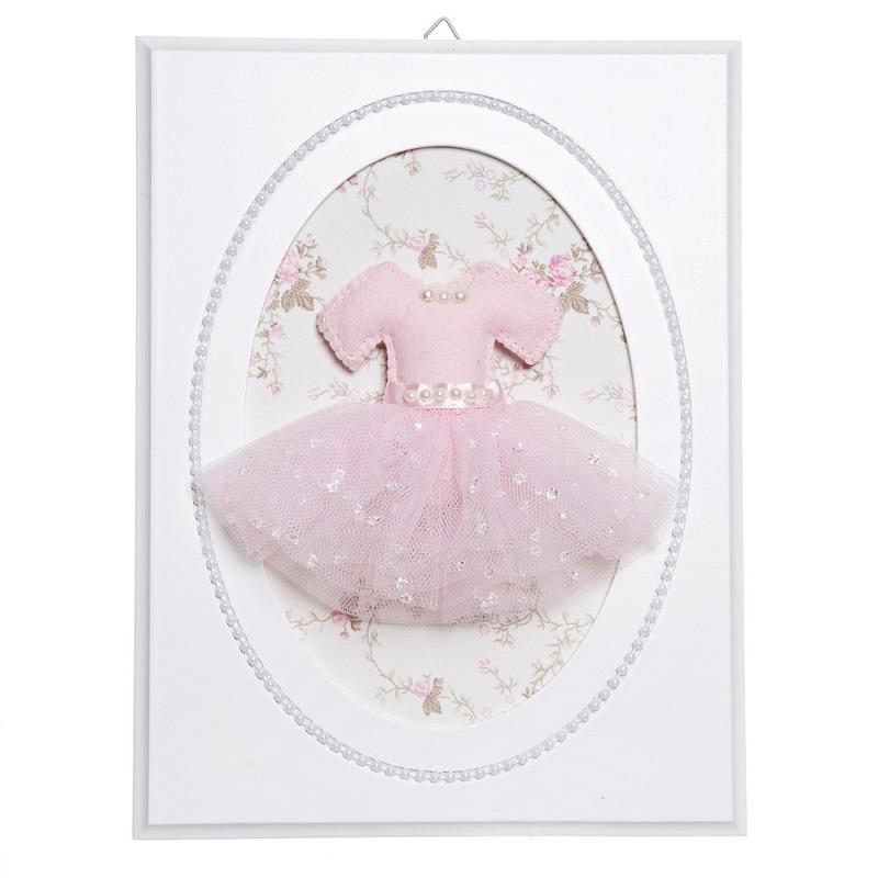 Quadrinho Ballet Perolas Saia De Bailarina