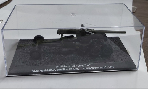 Blindados De Combate M1 - 155 Mm Gun  Long Tom  (raro) Original