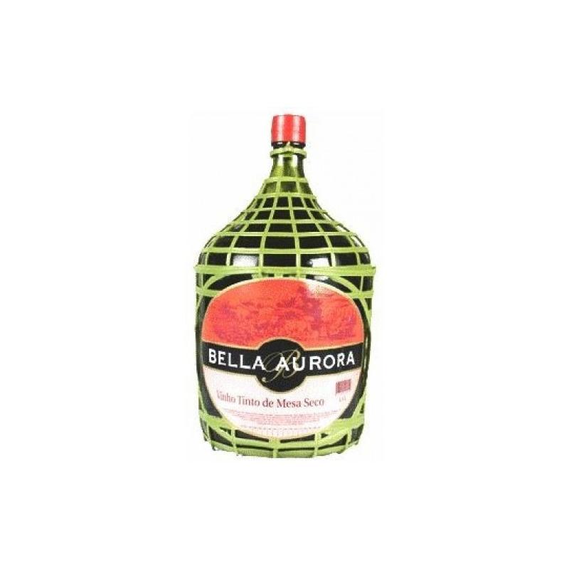 Vinho Tinto Seco Izabel/Bordô 4,5 L - Bella Aurora