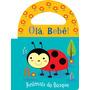 Livro Banho Ola Bebe Animais Do Bosque