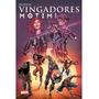 Literatura Marvel Novos Vingadores Motim!