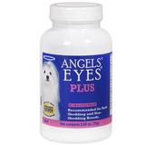 Pó removedor de manchas lacrimais de cães e gatos sabor carne Angels Eyes 75g