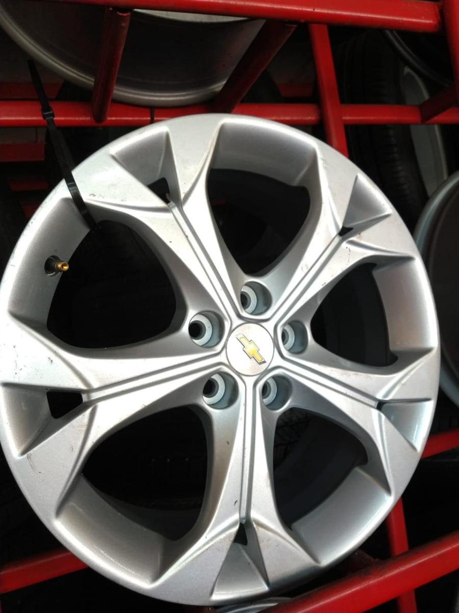 Roda Cruze Turbo 1.4 Aro 17 Original Chevrolet  2017 A  2019
