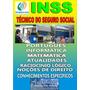 Apostila Concurso Do Inss 2015 Técnico Do Seguro Social