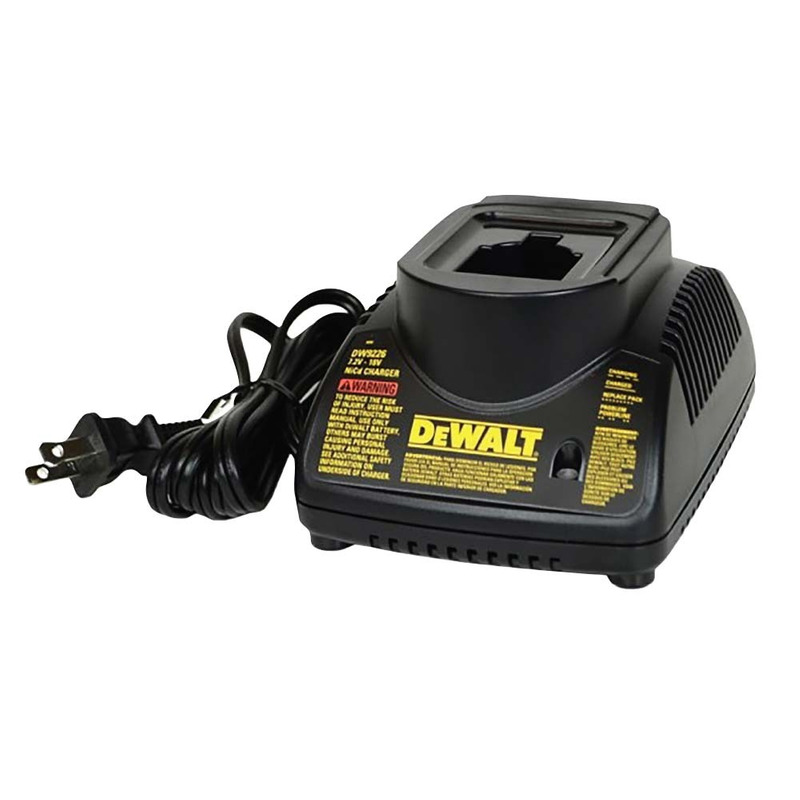 Carregador de Bateria 7.2 A 18V Nicad 220V DW9226-B2 Dewalt