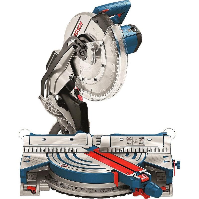 "Serra 1/2 Esquadria 12"" 1800 Watts GCM 12X - 0.601.B21.1E0 - Bosch - 220 Volts"