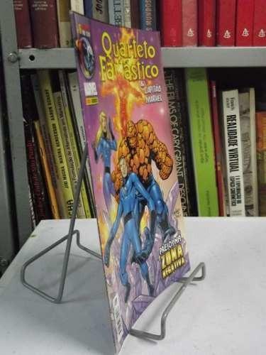 Hq - Quarteto Fantástico & Capitão Marvel - Nº 6 Original