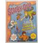 Livro Scooby doo E A Turma Da Mistérios S.a. Com Adesivos