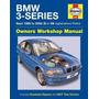 Manual Haynes De Bmw E46 Série 3 318 325 328 Z3 1998 A 2006