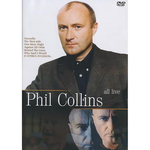 Phil Collins - All Live Original