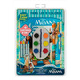 Super Color Pack Ler E Colorir Aquarela Canetinha Moana