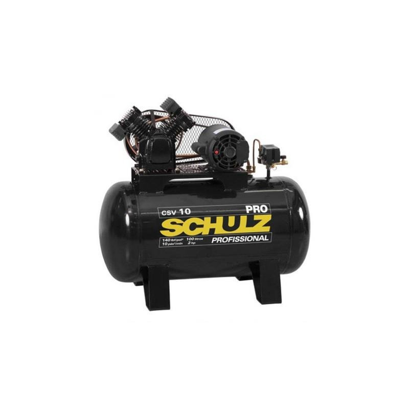 Compressor CSV 10/100 2CV2P MN 60Hz 220V PRO-Schulz