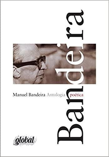 Livro Antologia Poética Bandeira, Manuel Original