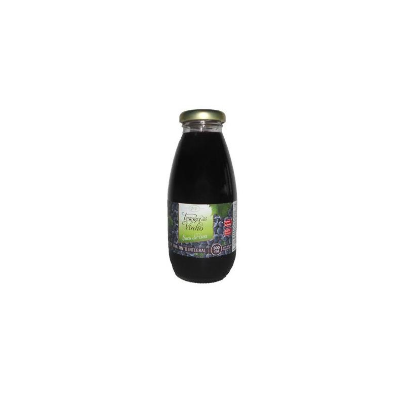 Suco de Uva Tinto 300ml - Adega Terra do Vinho