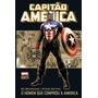 Capitão América: O Homem Que Comprou A América Marvel Delu