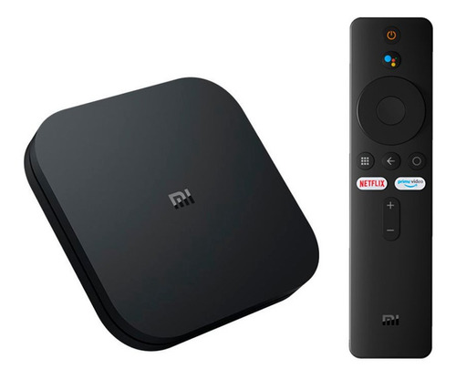 Xiaomi Mi Box S Global Tv 4k Android Mibox Mdz-22-ab Original