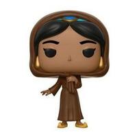 Funko Pop Jasmine #477 - Jasmine in Disguise - Aladdin - Disney